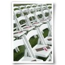 130x130 sq 1226996514048 weddingportprogramsonchairs