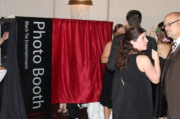 photo 9 of Black Tie Entertainment - DJ, Photo Booth, Uplighting, Video