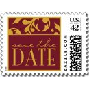 130x130 sq 1226460168028 burgundy gold save the date small postage p172081669017104576vldr 325