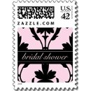 130x130 sq 1226460252981 lovely pink bridal shower small postage p172510616389982293vldr 325