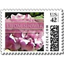 130x130 sq 1226985364001 watercolor pink hydrangea bridal shower sm postage p172339044300301552vldr 325