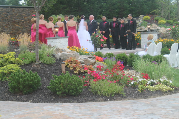 600x600 1373163389027 july 3rd emken defazio wedding first in garden 095