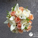 130x130 sq 1445536186581 montreal wedding flowers peach calla lilies rustic