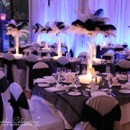 130x130 sq 1445546660324 montreal wedding feather centerpiece montreal wedd