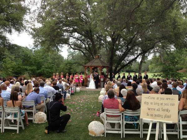 Canyon Oaks Country Club Chico Ca Wedding Venue