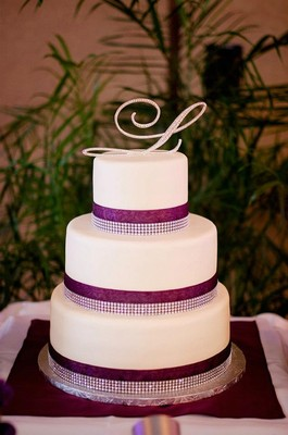 Top Tier Wedding Cakes by Karen Alvarez