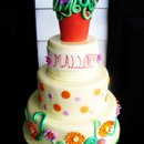 130x130 sq 1258918392320 flowerpotcake