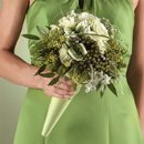 130x130 sq 1227979349328 greenbridesmaidbouquet
