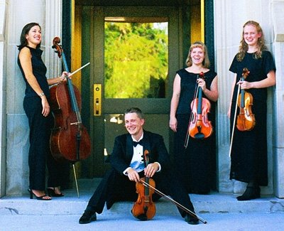 photo 1 of THE DENVER STRING QUARTET