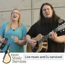 Andy & Rachel of Braun Music Services