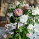 130x130 sq 1484082576479 lush garland and floral centerpiece