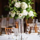130x130 sq 1484082595340 lush greens and white centerpiece   in photography