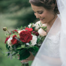 130x130 sq 1484083135854 alises red and peach bridal bouquet