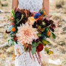 130x130 sq 1484083252178 fall bridal bouquet   megan alvarez photography