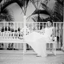 destination wedding, Riu Ocho Rios, Jamaica, bridal portrait