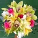 130x130 sq 1403621229771 tropical wedding bouquet 2