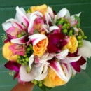 130x130 sq 1403621231828 tropical wedding bouquet 3
