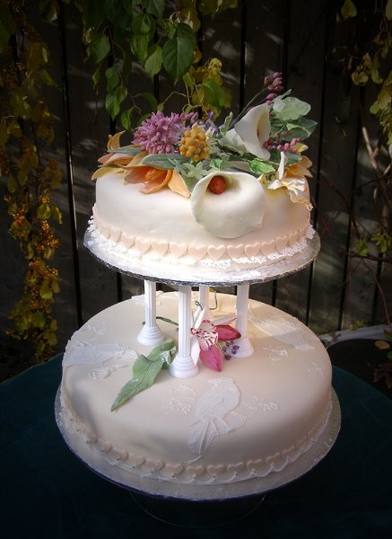 photo 3 of Wedding Cakes By Helena
