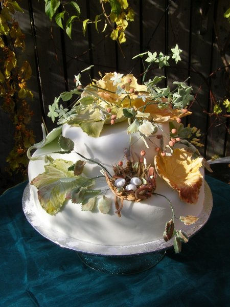 photo 4 of Wedding Cakes By Helena