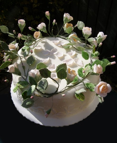 photo 5 of Wedding Cakes By Helena