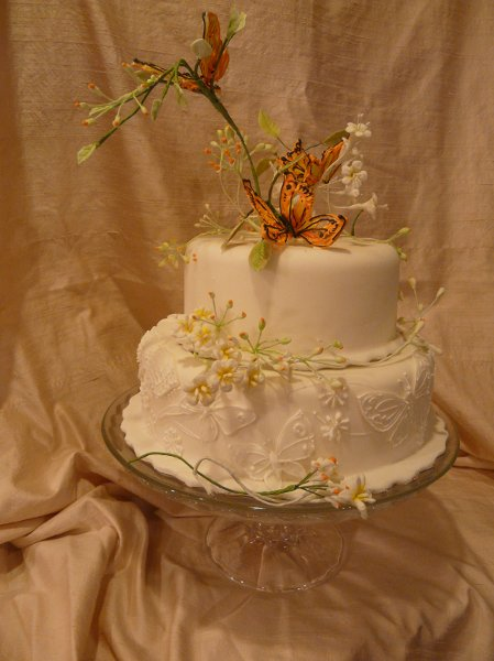 photo 8 of Wedding Cakes By Helena