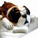 130x130 sq 1227492580600 bulldogcake