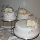 130x130 sq 1375404844894 3 tier cake sunshine jewels 002