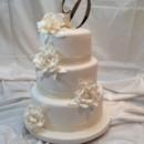 130x130 sq 1398199709496 garden rose cake nilusha 00