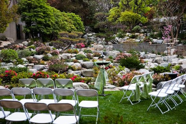 James irvine japanese garden at jaccc los angeles ca wedding venue Garden wedding venues los angeles