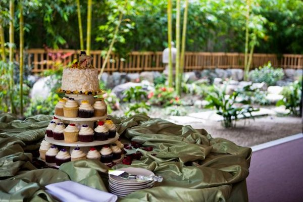 James irvine japanese garden at jaccc los angeles ca wedding venue