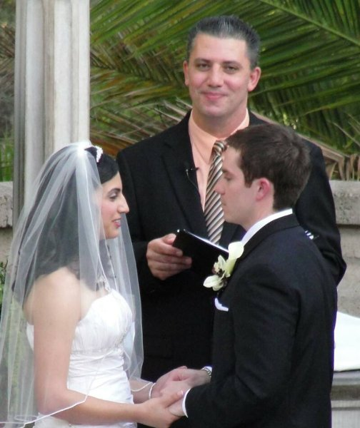 "photo 1 of ""I Do With You"" Wedding Officiant"