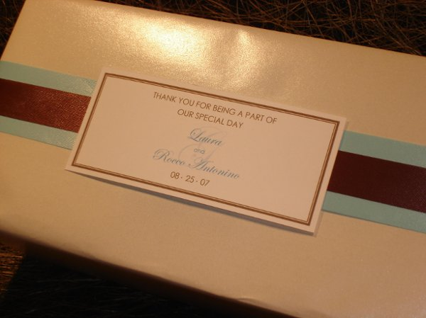 photo 3 of Ingenious Designs - Favors/Custom Invitations/Gifts