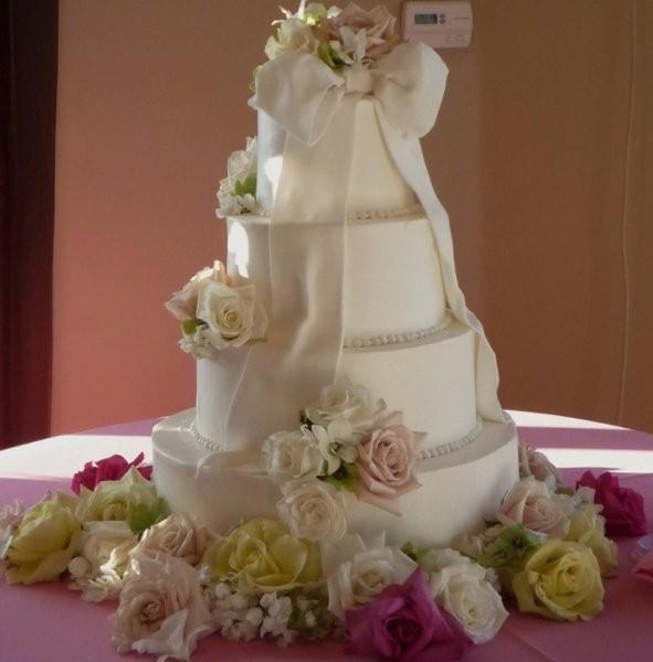 Village Bakehouse Wedding Cakes