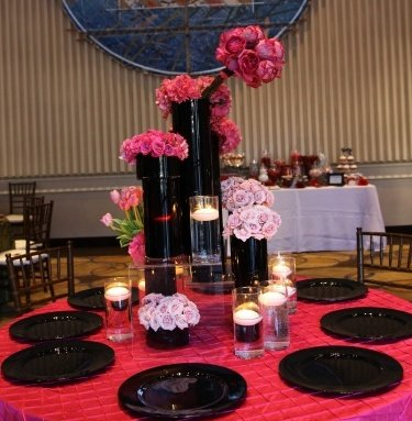 photo 5 of Bella - Wedding chair covers, linens  & $1.00 Charger Plate Rental