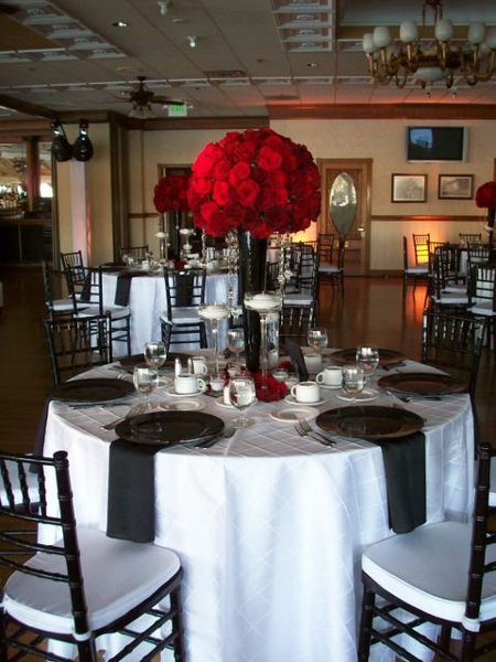 photo 15 of Bella - Wedding chair covers, linens  & $1.00 Charger Plate Rental