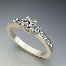 220x220 sq 1240431657609 diamondengagementring2