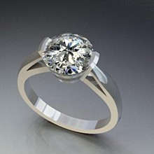 220x220 sq 1240431680890 solitairediamondring1