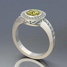 220x220 sq 1240431698812 yellowdiamondring