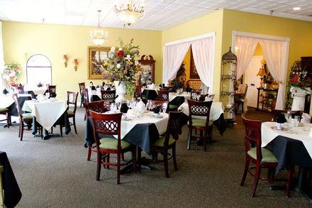 Tampa Empress Tea Room