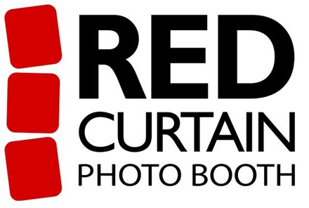 Red Curtain Photo Booth