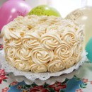 130x130 sq 1374600524139 rosette cake 1