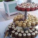 130x130 sq 1330112921684 cupcaketower