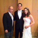 130x130 sq 1425868066289 wp 19 a beautiful bride and groom with rabbi david