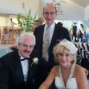 130x130 sq 1425868590528 wp24 rabbi david degani with the bride and groom a