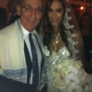130x130 sq 1425868665849 wp 45 rabbi david standing with a beautiful bride
