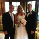 130x130 sq 1425868820578 wp 39 rabbi david standing with bride miri and gro
