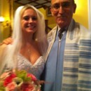 130x130 sq 1425868835214 wp 40 rabbi david standing with a bride just befor