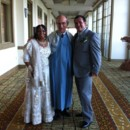 130x130 sq 1425869019235 wp 44 rabbi david with a beautiful bride and groom