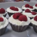 130x130 sq 1337791746022 whitechocolateraspberrycups