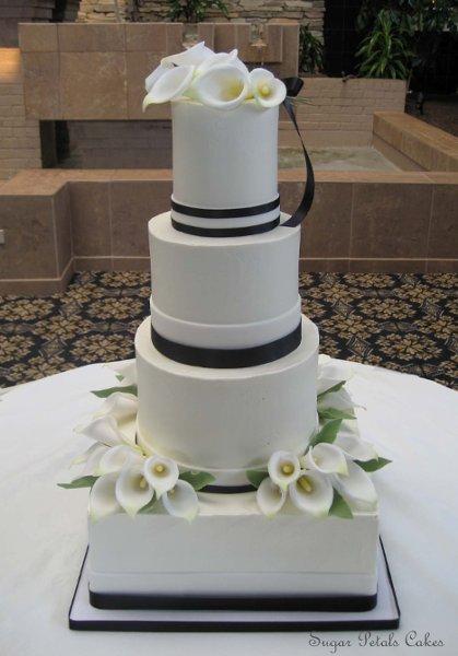 petals cakes photos wedding cake pictures pennsylvania lancaster